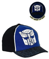 Transformers lippalakki, Glow in the dark