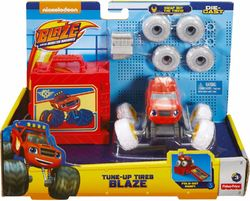 Blaze Tune-Up Tires ajoneuvo, Blaze