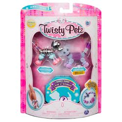 Twisty Petz 3kpl, Elephant&Puppy + surprise pet