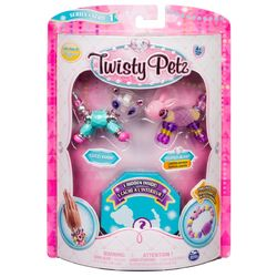 Twisty Petz 3kpl, Panda&Bunny + surprise pet