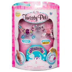Twisty Petz 3kpl, Unicorn&Cheetah + surprise pet