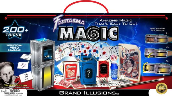 Fantasma Grand Illusions taikurinsetti
