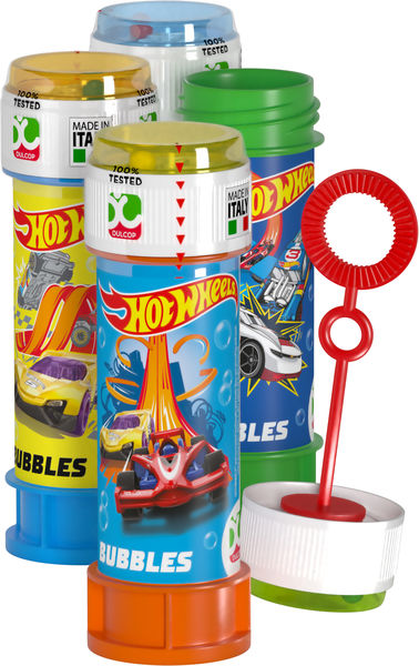 Hot Wheels saippuakupla 60ml