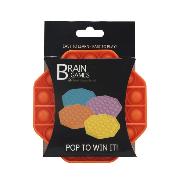 Brain Games Pop to Win it! oranssi