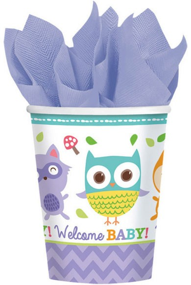 Welcome baby mukit 8kpl 266ml