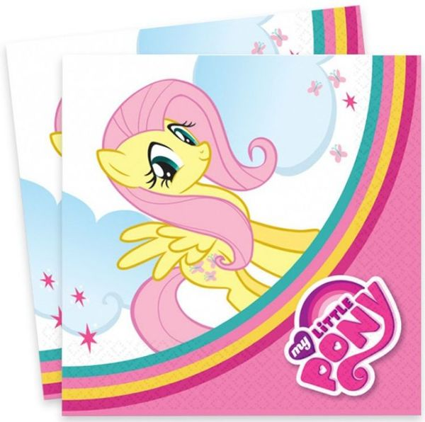 My Little Pony lautasliina 20kpl