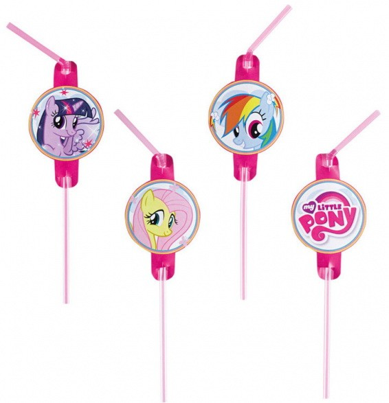 My Little Pony pillit 8kpl