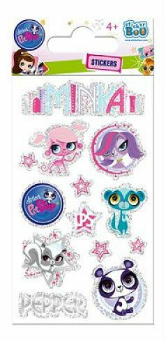 Littlest Pet Shop tarra-arkki. LPS lelut f173ced4d6