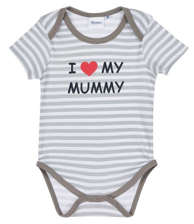 I ♥ My Mummy body, raidallinen