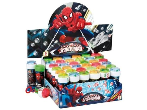 Spiderman saippuakupla 60ml