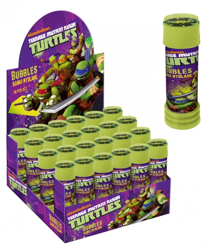 Turtles saippuakupla 60ml