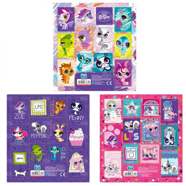 Littlest Pet Shop tarra-arkki
