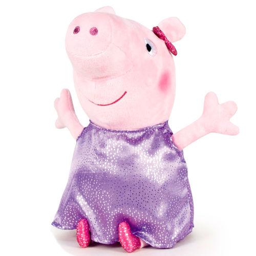 Pipsa Possu pehmolelu 20cm - Peppa Pig vaatteet 8c2a53b76f